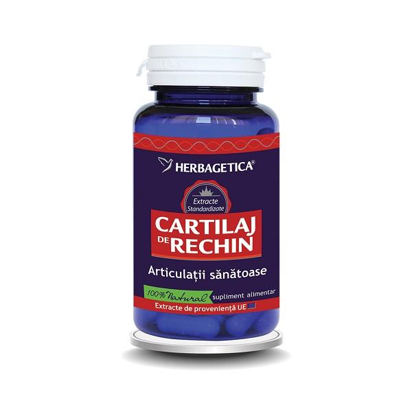 Supliment alimentar, Cartilaj de Rechin - 60 capsule [0]