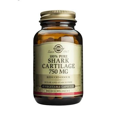 Supliment alimentar, Cartilaj de rechin, Shark Cartilage (750 mg) - 45 capsule [0]