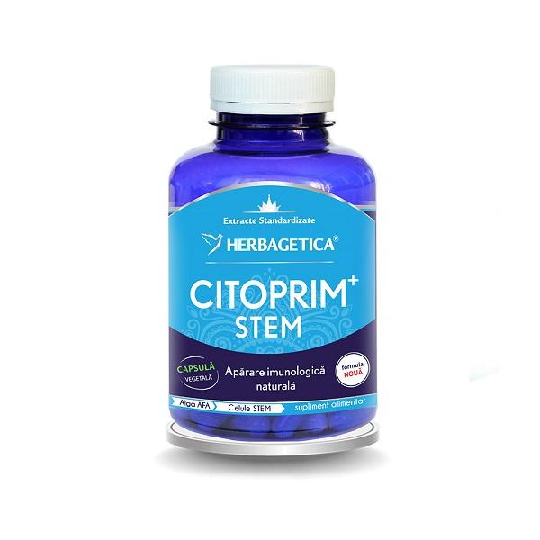 Supliment alimentar, Citoprim Stem - 120 capsule [0]