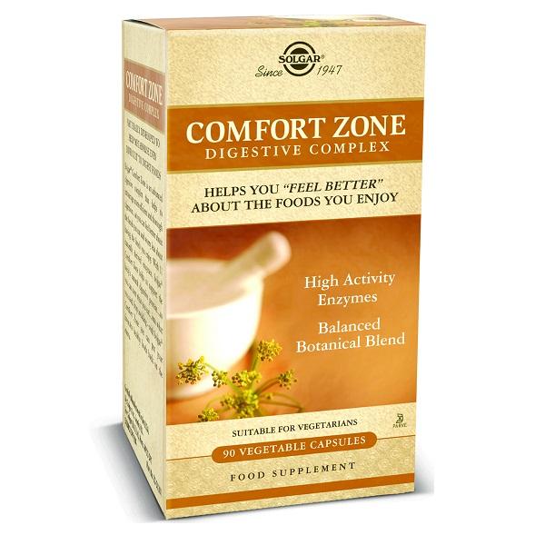 Supliment alimentar, Comfort Zone Digestive Complex - 90 capsule [0]