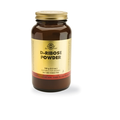 Supliment alimentar, D-Riboza pulbere, D-Ribose Powder - 150 gr [0]