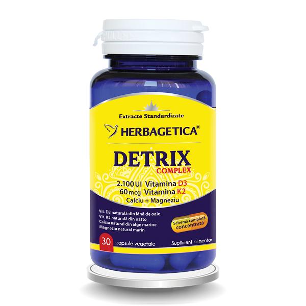 Supliment alimentar, Detrix Complex - 30 capsule [0]