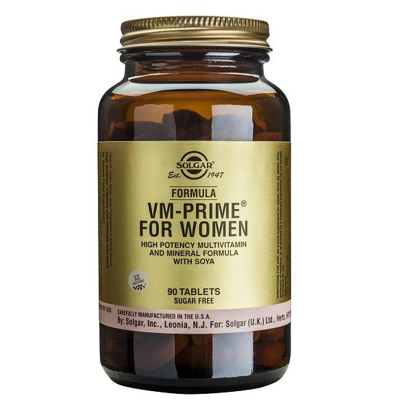 Supliment alimentar, Formula VM Prime pentru Femei - 90 tablete [0]