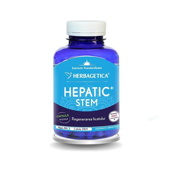 Supliment alimentar, Hepatic Stem - 120 capsule [0]