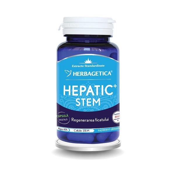Supliment alimentar, Hepatic Stem - 60 capsule [0]