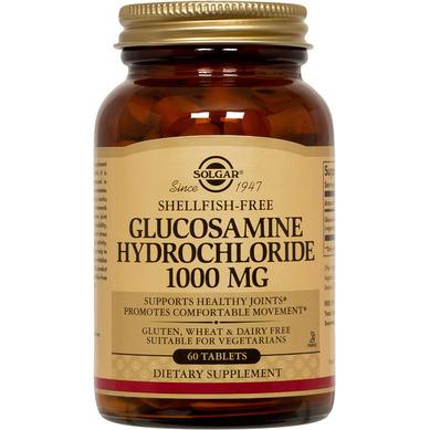 Supliment alimentar, Hidroclorura de glucozamina, Glucosamine HCL (1000 mg) - 60 tablete [0]