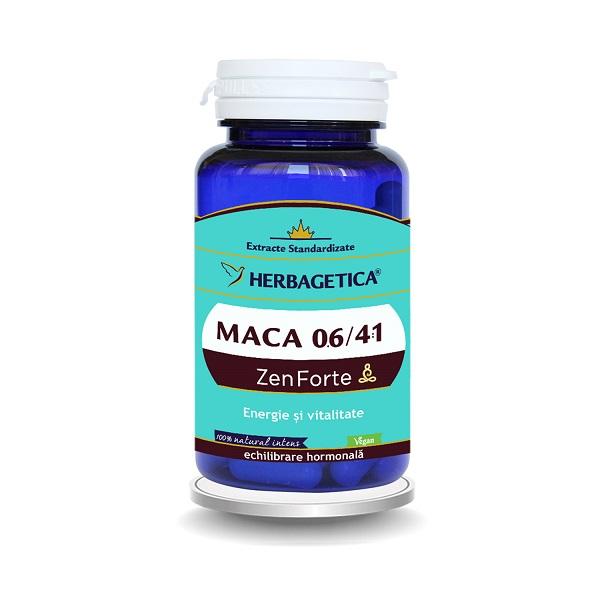 Supliment alimentar, Maca Zen Forte - 30 capsule [0]