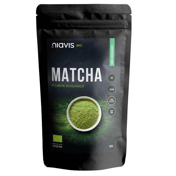 Matcha Pulbere Ecologica/BIO - 60 g [0]
