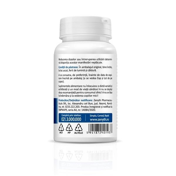 Supliment alimentar, Melatonina, Melatonin (3 mg) - 30 capsule [1]