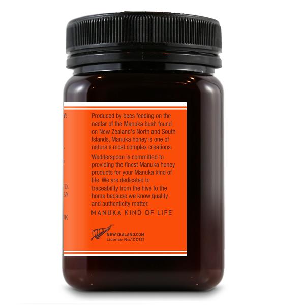 Supliment alimentar, Miere de Manuka KFactor 16 RAW - 500 g [1]