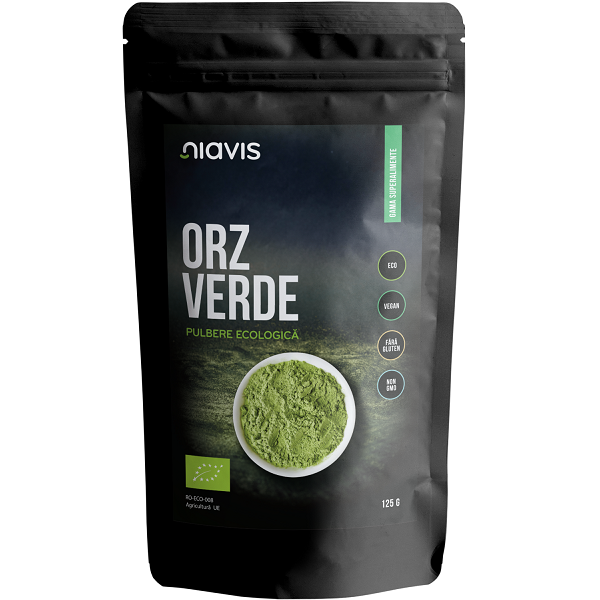 Orz Verde Pulbere Ecologica/BIO - 125 g [0]