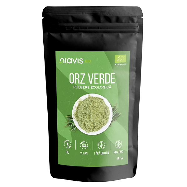 Orz Verde Pulbere Ecologica/BIO - 125 g [1]