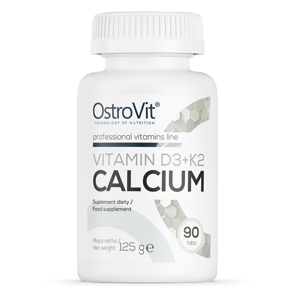 Supliment alimentar Oxford Vitality Vitamina K2 MK7 200 mcg, 120 tablete