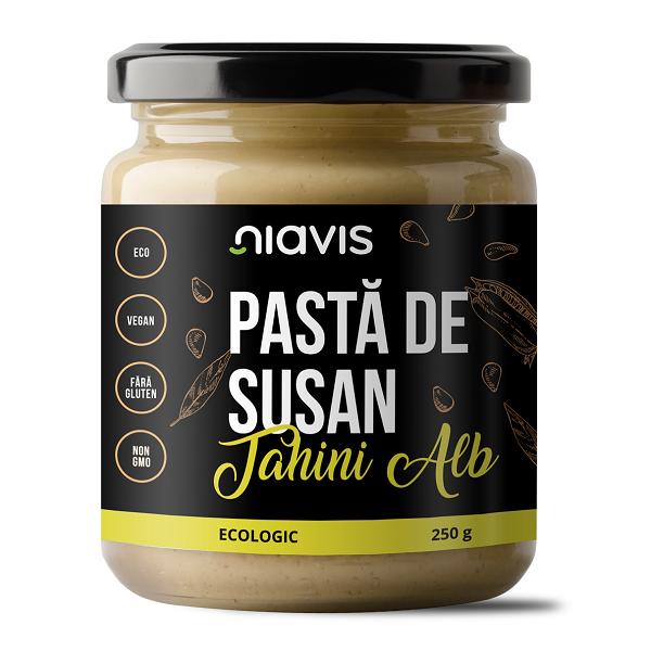 Pasta de Susan (Tahini Alb) Ecologica/BIO - 250 g [0]