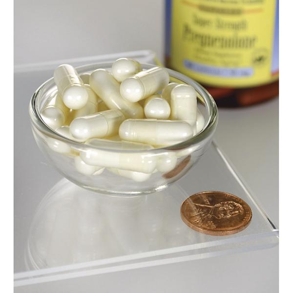 Supliment alimentar, Pregnenolona (50 mg), Swanson Super-Strength Pregnenolone - 60 capsule (60 doze) [2]