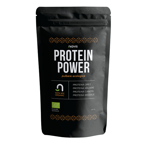 Protein Power - Mix Ecologic - 125 g [0]