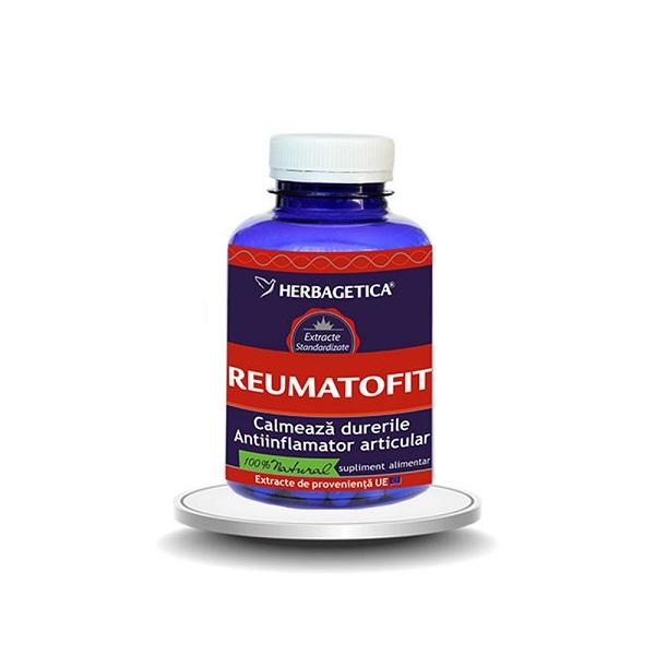Supliment alimentar, Reumatofit - 120 capsule [0]