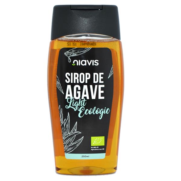 Sirop de Agave Light Ecologic/BIO - 250 ml/350 g [0]