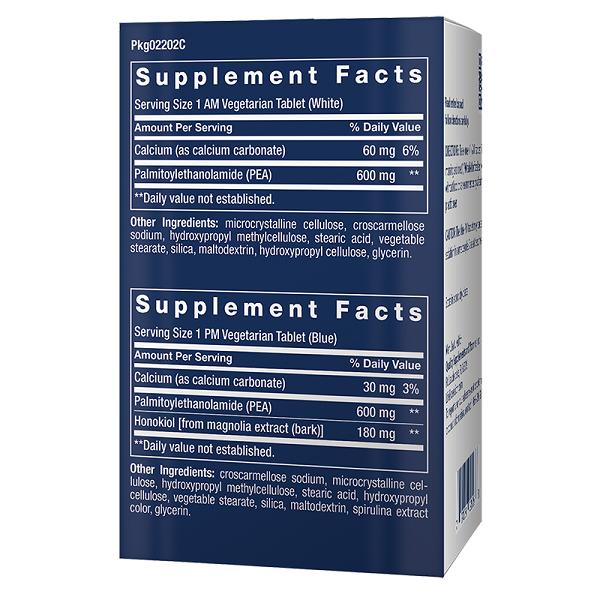 Supliment alimentar, Sistem Nervos, Antiinflamator Celular, Life Extension ComfortMAX™ - 30+30 comprimate [1]