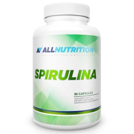 Supliment alimentar, Spirulina, 800 mg - 90 capsule (90 doze) [0]