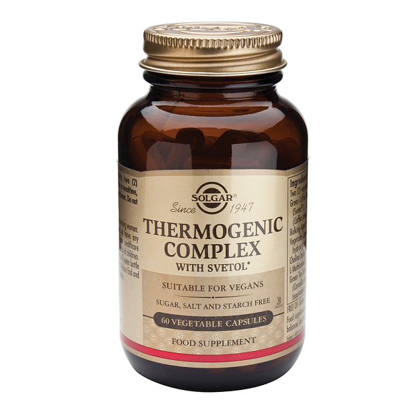 Supliment alimentar, Thermogenic Complex - 60 capsule [0]