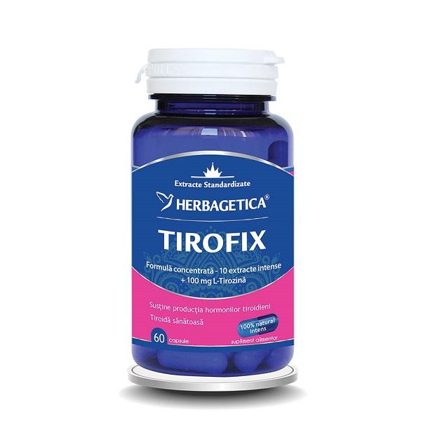 Supliment alimentar, Tirofix - 60 capsule [0]