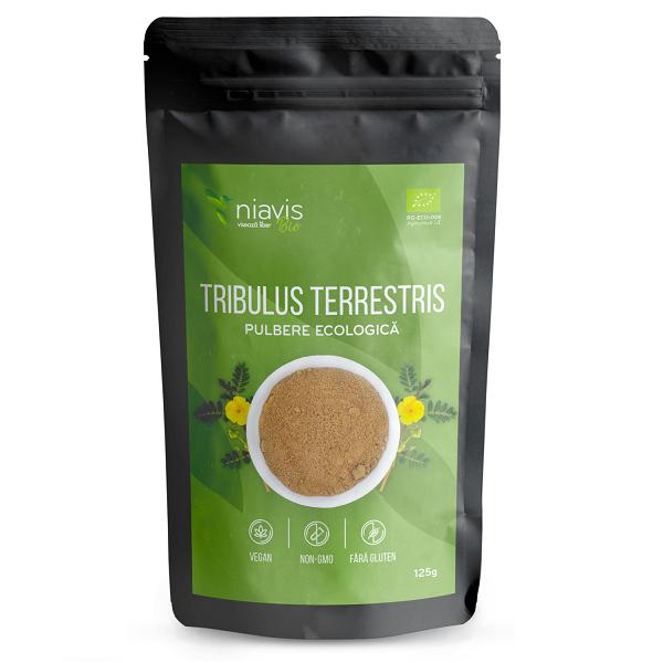 Tribulus Terrestris Pulbere Ecologica/BIO - 125 g [1]