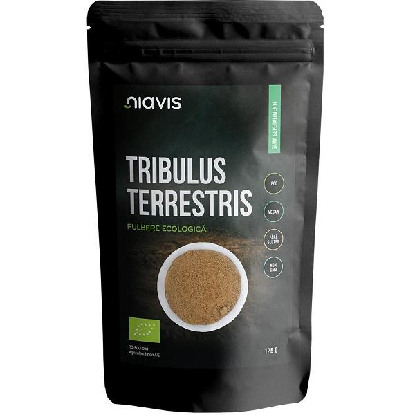 Tribulus Terrestris Pulbere Ecologica/BIO - 125 g [0]