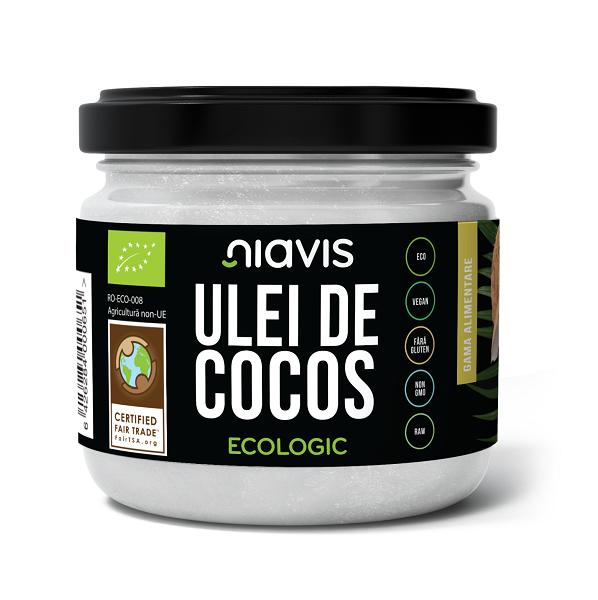 Ulei de Cocos Extra Virgin Ecologic/BIO - 200 g/220 ml [0]