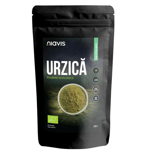 Urzica Pulbere Ecologica/BIO - 125 g [0]