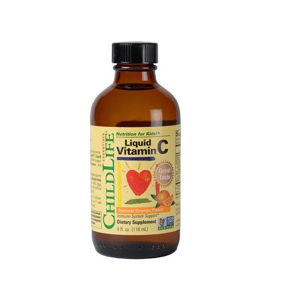 Supliment alimentar, Vitamina C, Vitamin C (copii) 250 mg - 118 ml (Portocale) [0]