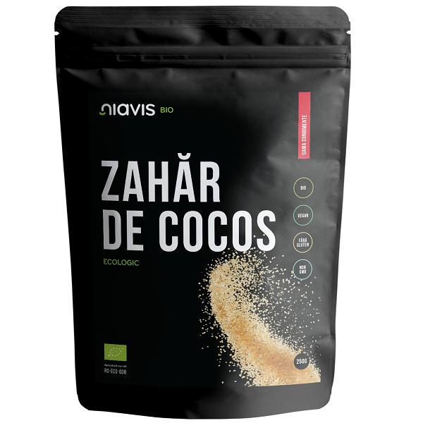 Zahar de Cocos Ecologic/BIO - 250 g [0]