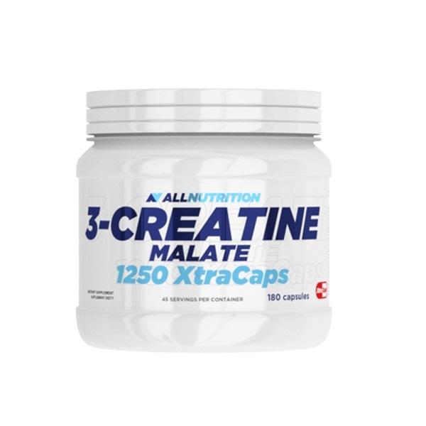 Supliment alimentar, Tri Creatina Malat, 3 - Creatine Malate 1250 XtraCaps - 180 capsule (45 doze) [0]