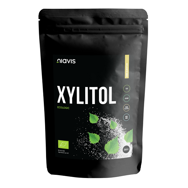 Xylitol Pulbere Ecologica/BIO - 250 g [0]