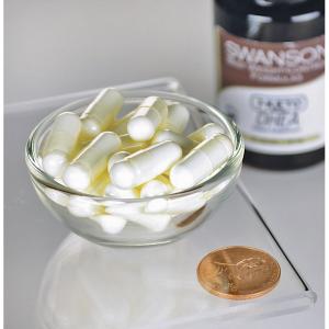 Arzator de Grasimi si Slabit, Complex Termogenic Patentat, Swanson Diet 7-Keto DHEA - 30 capsule (30 doze) [2]