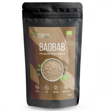 Baobab Pulbere Ecologica/Bio - 125 g [1]