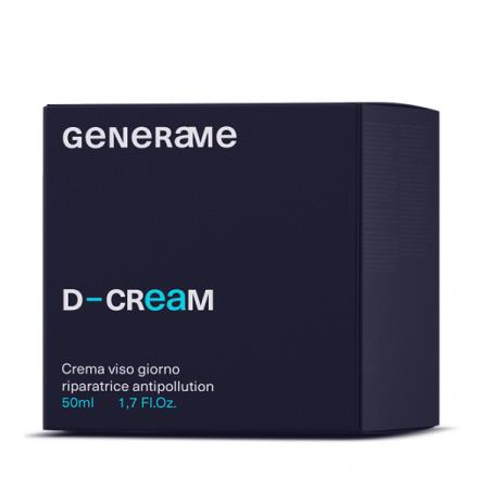 Crema de Fata - Zi, Efect Antioxidant, Anti-Aging, Pro-Colagen, Skin Repair, Generame D-Cream1