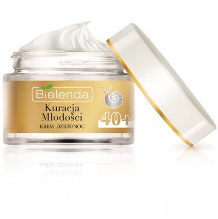 Crema Hidratanta Antirid cu Extract de Melc 40+ zi/noapte - 50 ml [1]