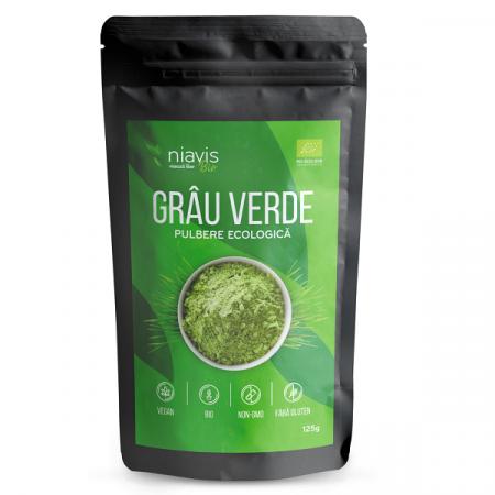Grau Verde Pulbere Ecologica/BIO - 125 g [1]