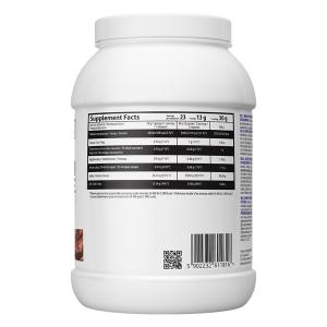 Izolat Proteic din Zer (Proteina), OstroVit Whey Protein Isolate - 700 g (23 doze) - Ciocolata [1]