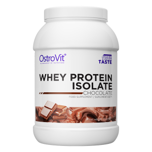 Izolat Proteic din Zer (Proteina), OstroVit Whey Protein Isolate - 700 g (23 doze) - Ciocolata [0]