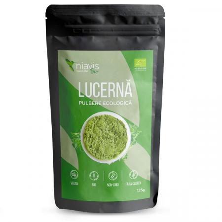 Lucerna Alfalfa Pulbere - 125 g [1]