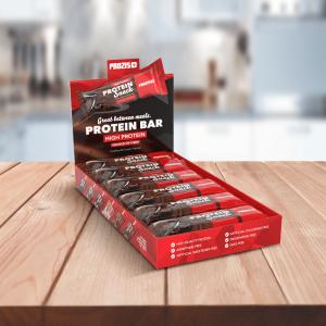Baton Proteic - Prozis Protein Snack 30 g [1]