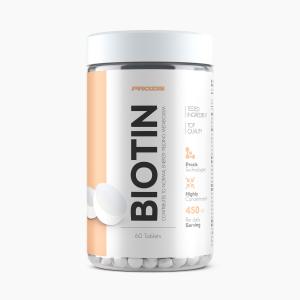 Biotina,Vitamina B7, Prozis Biotin 450 mcg, 60 tablete [4]