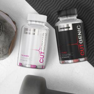 Supliment alimentar pentru arderea grasimilor, Prozis CutGenic for Men 90 caps [4]