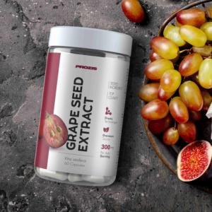 Extract seminte de struguri, Prozis Grape Seed Extract 300mg 60 caps [2]