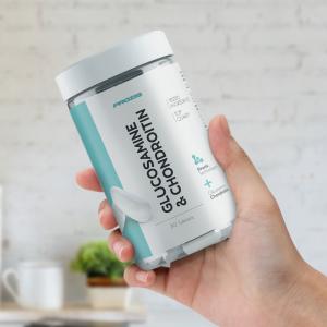 Glucozamina(citosamina) si Condroitina, Prozis Glucosamine & Chondroitin 30 tabs [4]