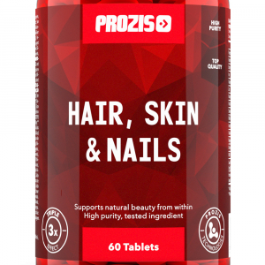Complex pentru Piele, Unghii si Par, Hair, Skin & Nails - 60 cpr [1]