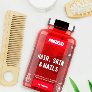 Complex pentru Piele, Unghii si Par, Hair, Skin & Nails - 60 cpr [3]