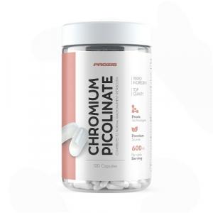 Picolinat de Crom, Chromium Picolinate 600 mcg - 120 cps [0]